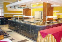 Integral pult hotel Carolina