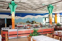 Integral pult restaurant Lopar