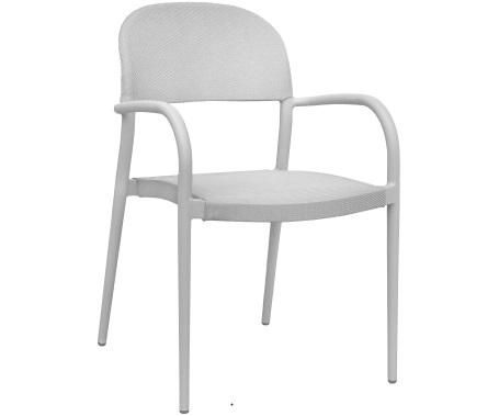 Stolica za ugostiteljstvo Soho tex white