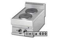 UGOSTITELJSKA OPREMA - Električni štednjak 1