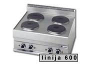 UGOSTITELJSKA OPREMA - Električni štednjak 2