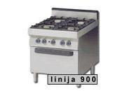 UGOSTITELJSKA OPREMA-Plinski štednjak 3