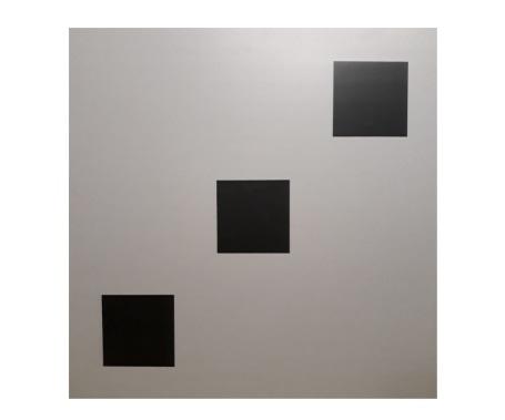 Domino  brushed  silver  black  diagonal  pocetna