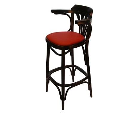 Drvena barska stolica 18