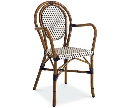 Stolica za ugostiteljstvo Paris 8 moka AC