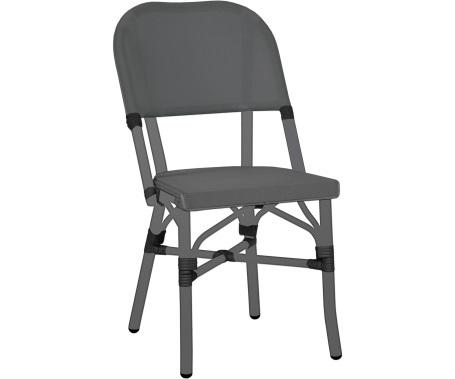 Stolica za ugostiteljstvo Paris 17 siva