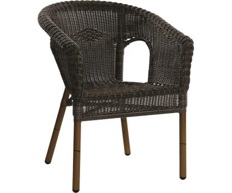 Stolica za ugostiteljstvo Royal 5 smeđa