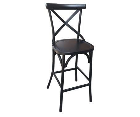 Barska stolica Ina black matt