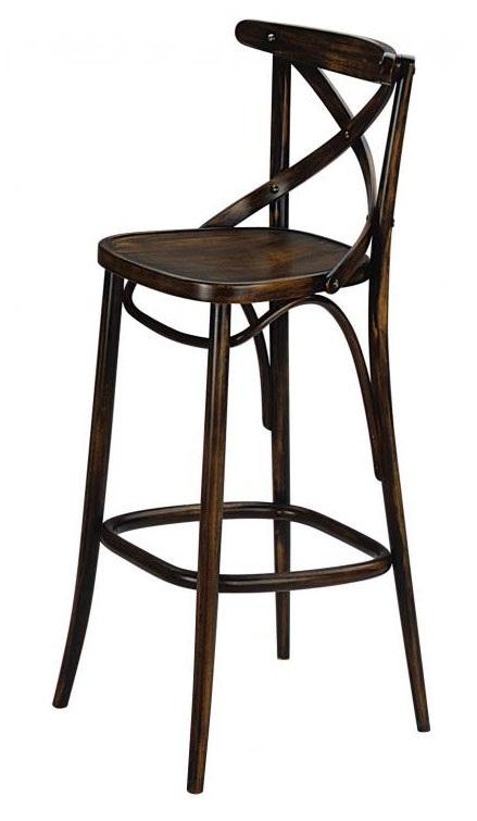 Drvena barska  stolica   1 2   ( 2 )