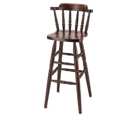 Drvena barska stolica 141