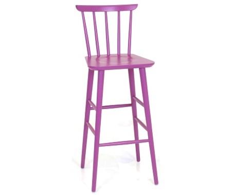 Drvena barska stolica 147