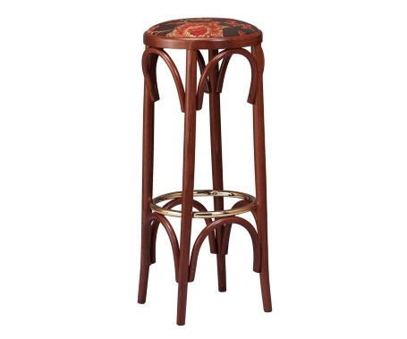 Drvena barska stolica 7