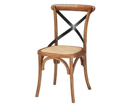 Drvena stolica za ugostiteljstvo 10B
