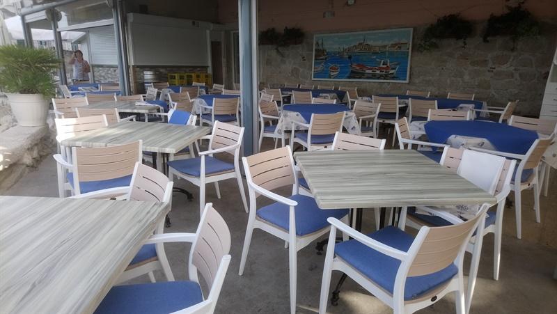 Terasa Rovinj Plastična stolica Regnum   1