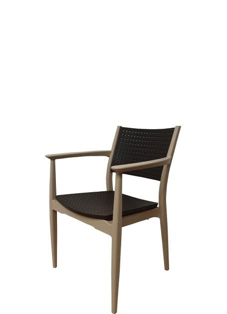 Plastična stolica Seginus 4