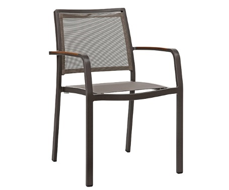 Stolica za ugostiteljtsvo ADRIATIC tex taupe