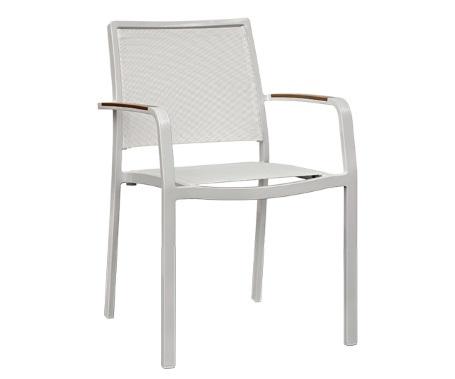 Stolica za ugostiteljtsvo ADRIATIC tex bijela